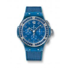 Hublot Big Bang Blue Linen 341.XL.2770.NR.1201 Réplicas