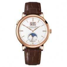 Replicas A. Lange & Sohne Saxonia Moon Phase 40mm hombres 384.032