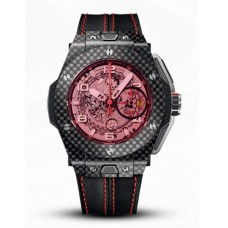 Hublot Big Bang Ferrari Carbon Red Magic 401.QX.0123.VR Réplicas