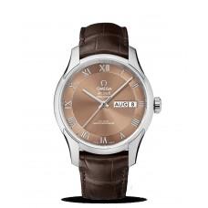 Replica OMEGA De Ville Hour Vision Co-Axial Master Chronometer Annual Calendar 41mm 433.13.41.22.10.001