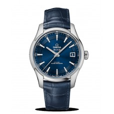 Replica OMEGA De Ville Hour Vision Co-Axial Master Chronometer 41 mm 433.33.41.21.03.001