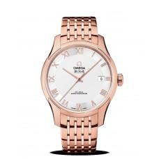Replica OMEGA De Ville Hour Vision Co-Axial Master Chronometer 41 mm 433.50.41.21.02.001