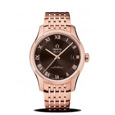 Replica OMEGA De Ville Hour Vision Co-Axial Master Chronometer 41 mm 433.50.41.21.13.001
