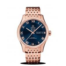 Replica OMEGA De Ville Hour Vision Co-Axial Master Chronometer Annual Calendar 41mm 433.50.41.22.03.001