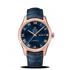 Replica OMEGA De Ville Hour Vision Co-Axial Master Chronometer Annual Calendar 41mm 433.53.41.22.03.001