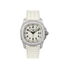 Patek Philippe Aquanaut Luce Haute Joaillerie Blanco puro Senoras Reloj 5069G-011