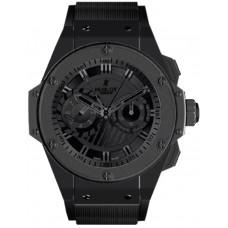 Replicas de Hublot Big Bang King Power Foudroyante All negro reloj