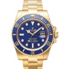 Rolex Submariner Date reloj de replicas 116618 LB dia