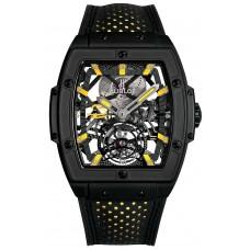 Replicas de Hublot Masterpiece MP-06 Senna All negro hombres reloj