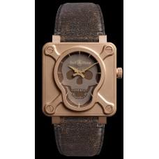 Reloj Bell & Ross BR 01 SKULL BRONZE Réplicas