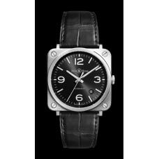 Bell & Ross BR S OFICIAL NEGRO Réplicas reloj