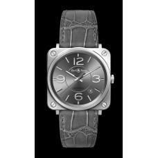 Bell & Ross BR S OFICIAL RUTHENIUM Réplicas reloj