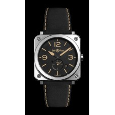 Bell & Ross BR S STEEL HERITAGE Réplicas reloj
