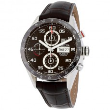 Réplicas Tag Heuer Carrera Day Date Automatico Chronograph 43mm CV2A1S.FC6236