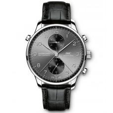 IWC Portugieser Cronografo Rattrapante Boutique Rue de la Pai IW371216