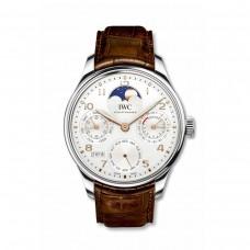 IWC Portugieser Calendario perpetuo Single Moon Stainless Acero/Boutique Shanghai IW503307