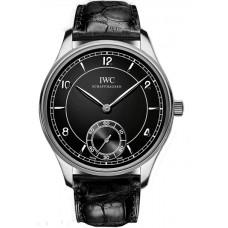 Imitación IWC Vintage Portuguese Hand Wound reloj para hombre IW544501
