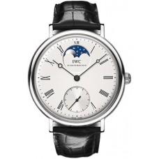 Imitación IWC Vintage Portofino Hand Wound reloj para hombre IW544805