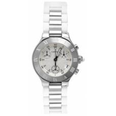 Cartier Must 21 Chronoscaph reloj de senora W10197U2
