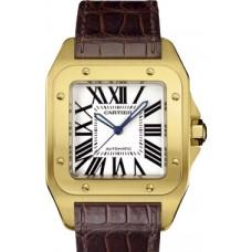 Cartier Santos hombres Reloj W20071Y1
