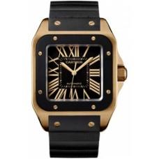 Cartier Santos hombres Reloj W20124U2
