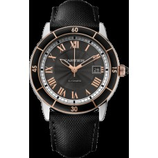 Ronde Croisiere de Cartier reloj W2RN0005 Replicas