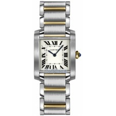Cartier Tank Francaise Reloj W2TA0003