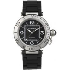 Cartier Pasha hombres Reloj W31077U2