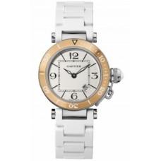 Cartier Pasha reloj de senora W3140001