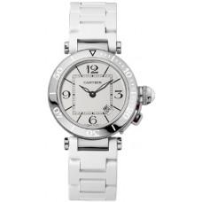 Cartier Pasha reloj de senora W3140002