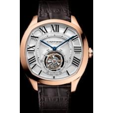 Drive de Cartier Flying Tourbillon reloj W4100013  Replicas