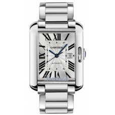 Cartier Tank Anglaise Large hombres Reloj W5310025