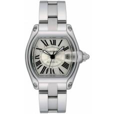 Cartier Roadster hombres Reloj W62025V3