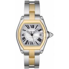 Cartier Roadster hombres Reloj W62031Y4