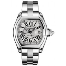 Cartier Roadster hombres Reloj W62032X6