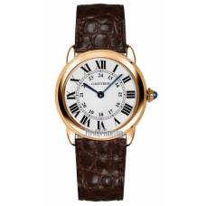 Cartier Ronde Solo Cuarzo 29mm reloj de senora W6701007