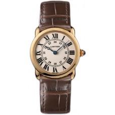 Cartier Ronde Louis reloj de senora W6800151