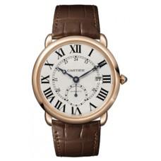 Cartier Ronde Louis hombres Reloj W6801005