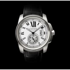 Calibre De Cartier hombres Reloj W7100013