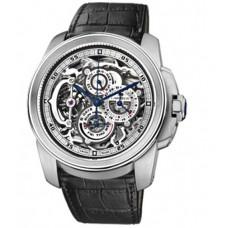Calibre De Cartier hombres Reloj W7100031