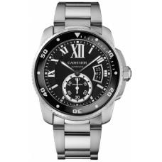Calibre De Cartier Diver hombres Reloj W7100057