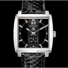 TAG Heuer Monaco Big Date Diamante Dial 37 mm