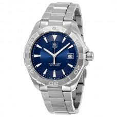 Réplicas Tag Heuer Aquaracer Azul Sunray Dial WAY1112.BA0928