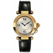 Cartier Pasha reloj de senora WJ11913G