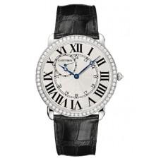 Cartier Ronde Louis hombres Reloj WR007002