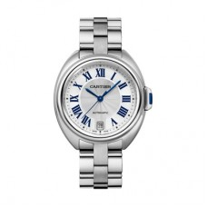 Cle de Cartier Automatico 35mm Midsize reloj WSCL0006 Replicas