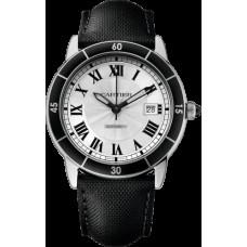 Ronde Croisiere de Cartier reloj WSRN0002 Replicas