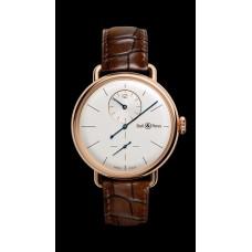 Bell & Ross WW1 REGULATEUR ROSE GOLD Reloj de Réplicas