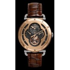 Bell & Ross WW2 MILITAR TOURBILLON ROSE GOLD reloj de Réplicas