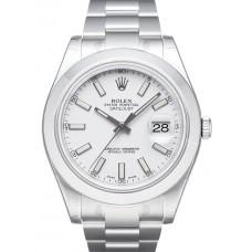 Rolex Datejust II reloj de replicas 116300-4